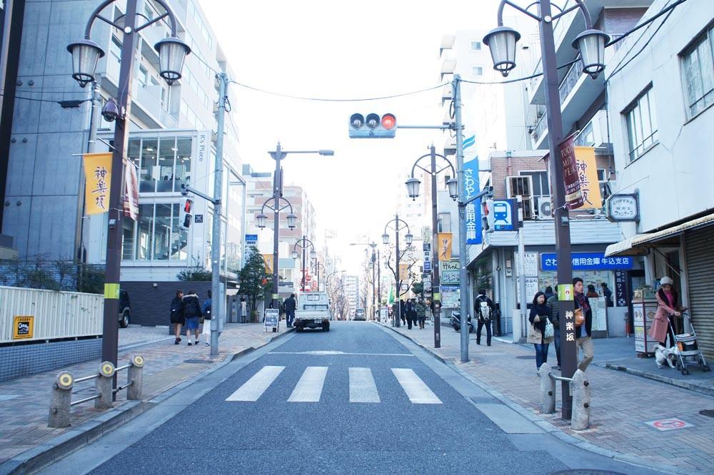 日本の小さなパリ・神楽坂のまだ知らない魅力を探して