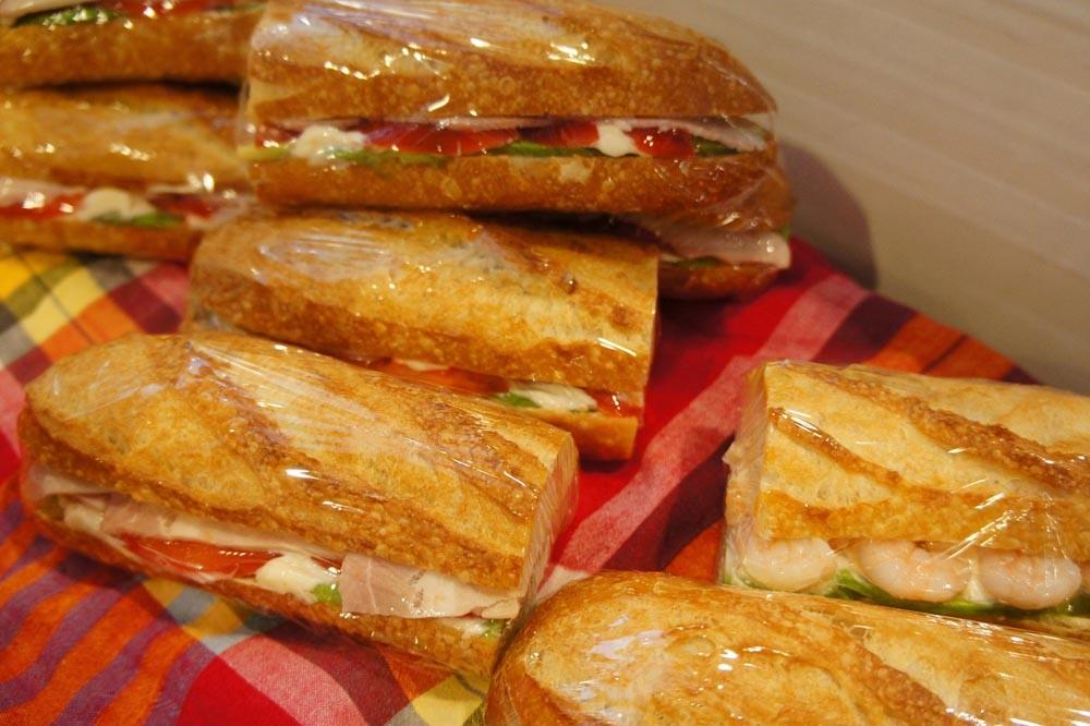 パンもハムもフランスの味!中目黒『シャポードパイユ』
