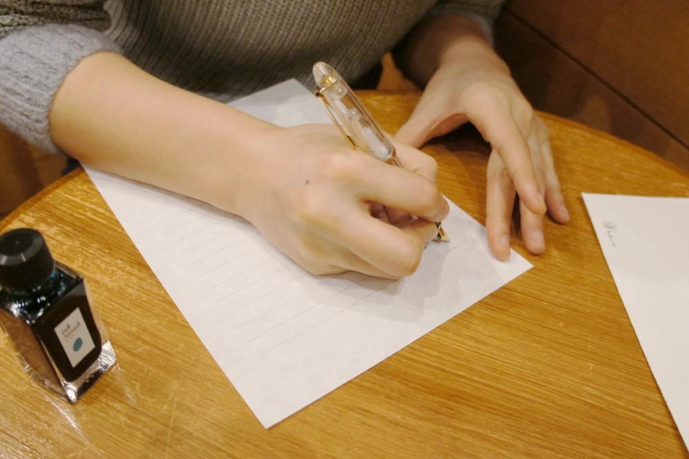 思わず手紙が書きたくなる!『カキモリ』でオリジナル文具探し