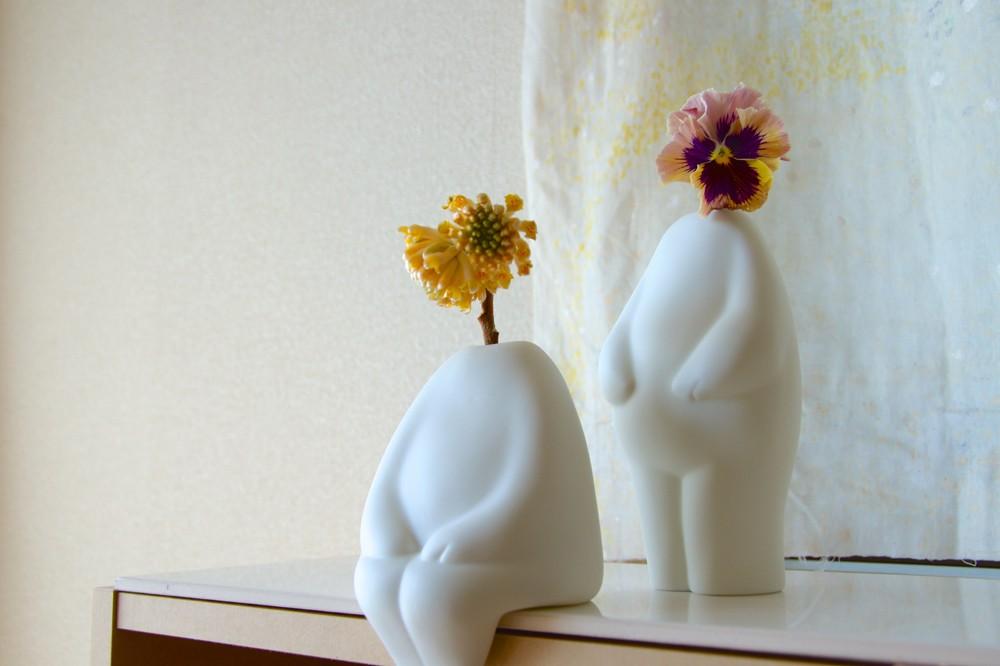 花の変化を楽しむ。フラワーマンと始める花のある暮らし