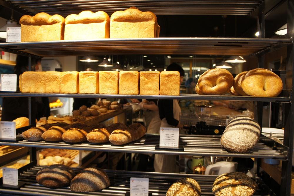 おいしい食材を知っているからこそ作れるパン。代々木公園『365日』
