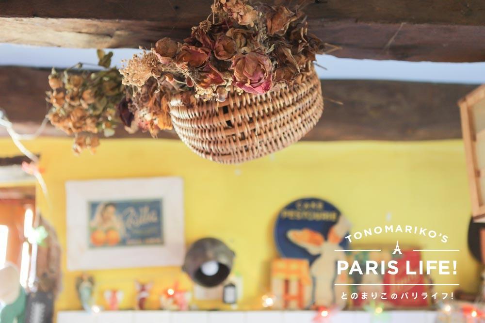 フランスの日常のおしゃれアイテム「パニエ」