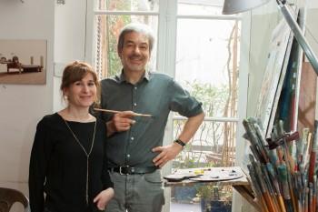 リサとガスパールはどうやって創り出されている?作者ご夫妻に聞く、制作の秘密