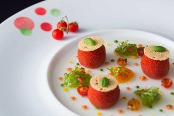料理名も盛り付けも芸術的!ジョエ ル・ロブションの野菜づくしコースを実食レポート