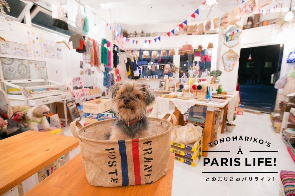 フランス蚤の市で集めた雑貨やブロカントを日本へお届け!