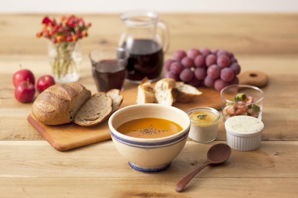 『スープストックトーキョー』直伝!スープとパンの絶品マリアージュ