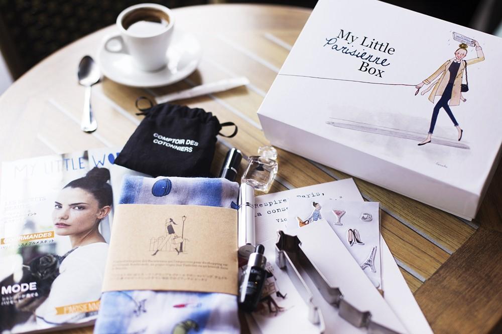 パリジェンヌの生活が詰まった月1回のうれしい贈り物『My Little Box』