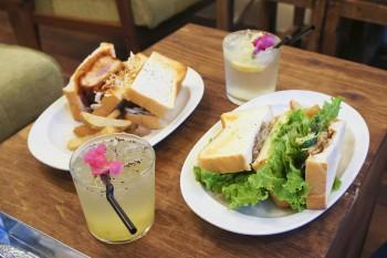 サンドイッチとソーダの新しい名コンビ!渋谷『TOKYO KENKYO』のやみつきサンド