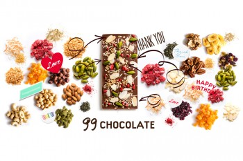 「99chocolate」で作る世界にひとつだけのチョコレート