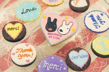 バレンタインデーにおすすめ!アイシングで作るメッセージクッキー