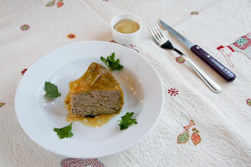 ケーキのようなロールキャベツは大人味!シューファルシの作り方