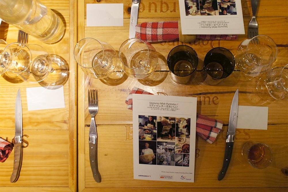 初体験のフランス料理!ミディ・ピレネーの味を堪能