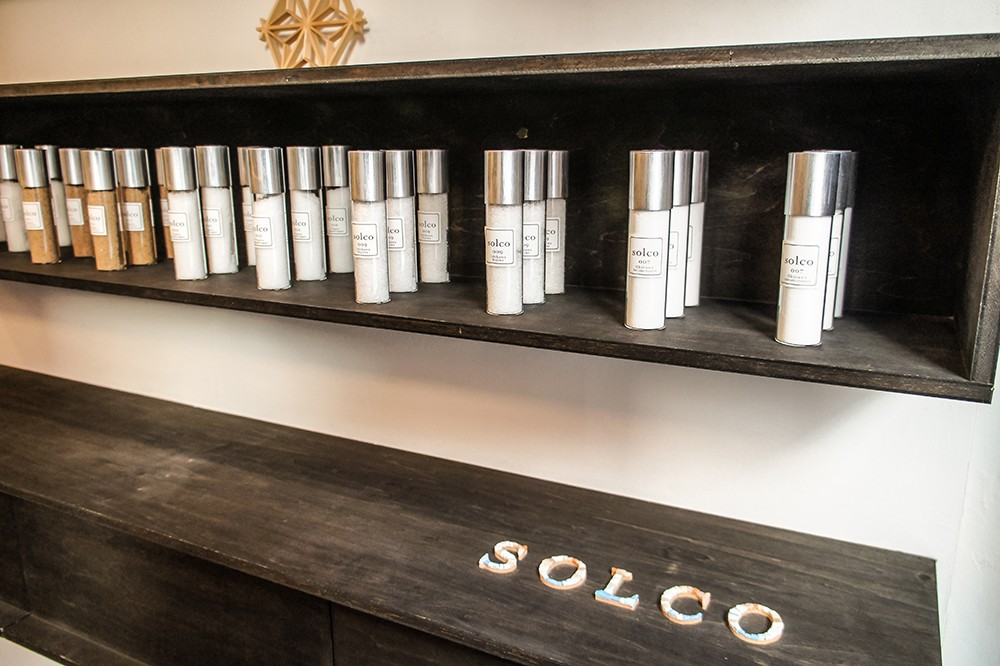 しょっぱいの奥の味わいと物語。塩専門店『solco』で聞く塩の楽しみ