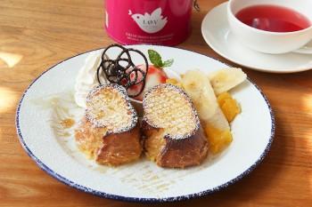中はとろーり、外はカリッ!神楽坂『SHIMADA CAFE』の絶品フレンチトースト