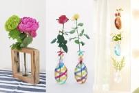 贈って飾って楽しい!母の日におすすめのお花&花瓶ガイド