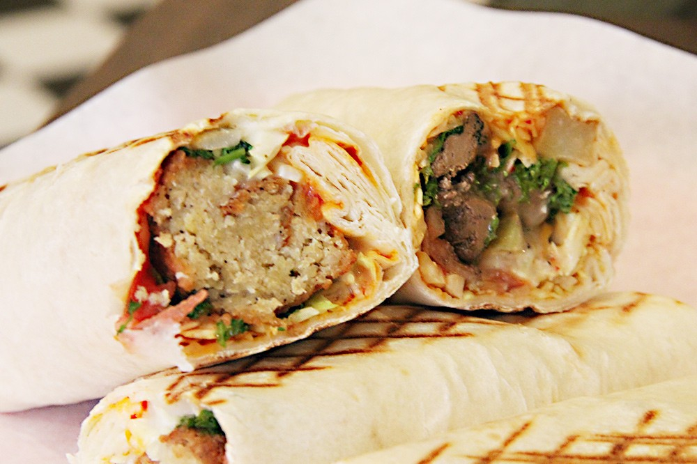 フランスでも大人気のレバノン料理が日本上陸!『アドニストーキョー』