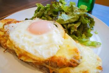 食べれば気分はパリのカフェ!『メゾン・イチ 代官山』のクロックマダム