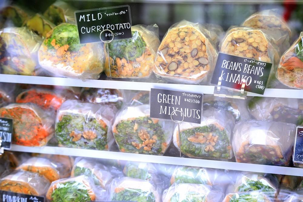 野菜のブーケのようなサンドイッチ!『POTASTA』のボリュームサンド
