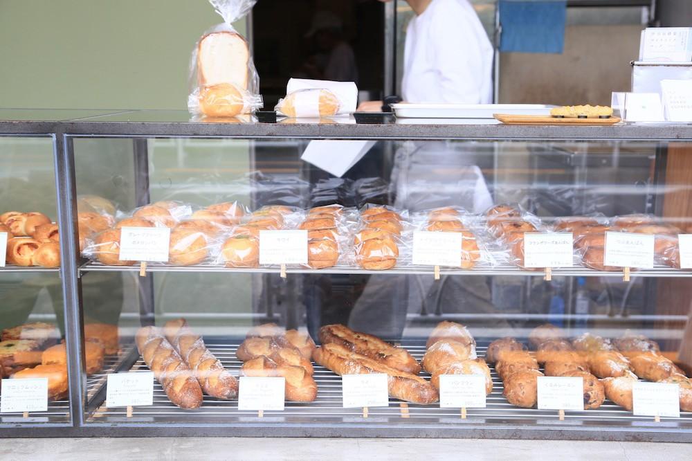 キウイやしそのパンも!?経堂『onkä』で出会う新しいパン