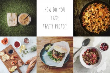 instagramでいいね!が付く料理写真テクニック!