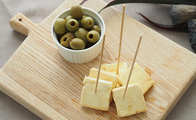 チーズのグルメしょうゆ漬け