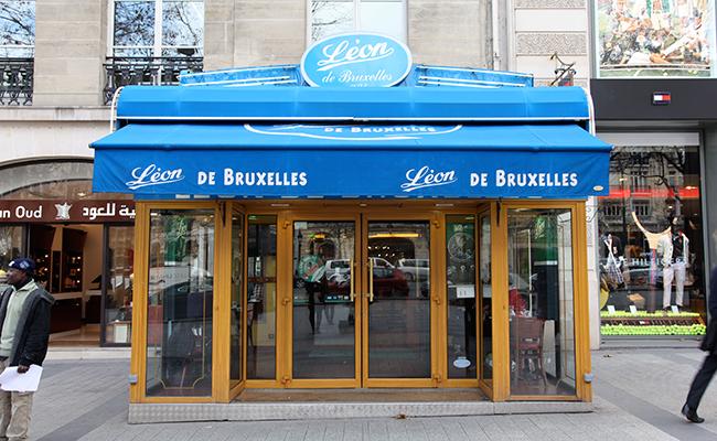 Léon de Bruxelles(レオン・ドゥ・ブリュッセル)