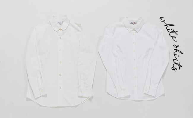 【アニエスベー】丸襟ブラウス/シャツ
