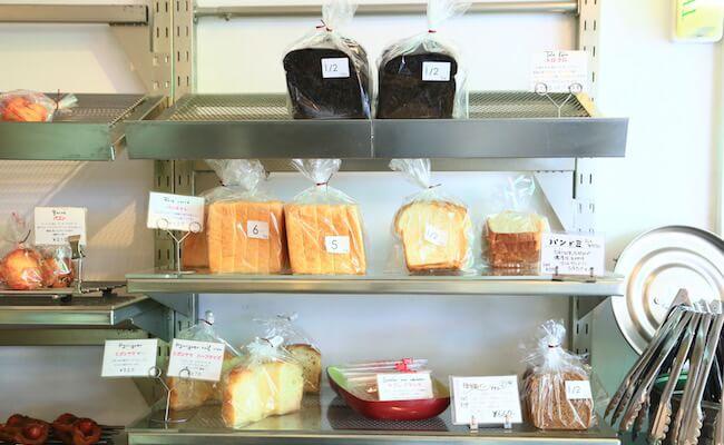 食パンの種類が豊富なトロパントウキョウ