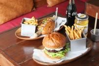 『パンとエスプレッソと』が手がける遊び心満載のハンバーガー『Sun&Witch』