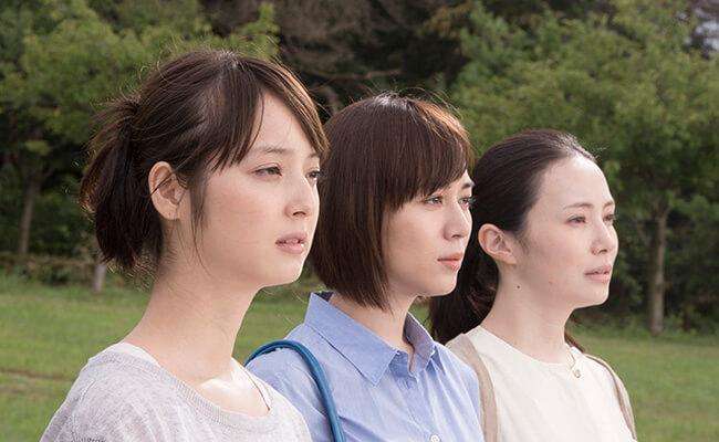 映画「カノン」 佐々木希 比嘉愛美 ミムラ