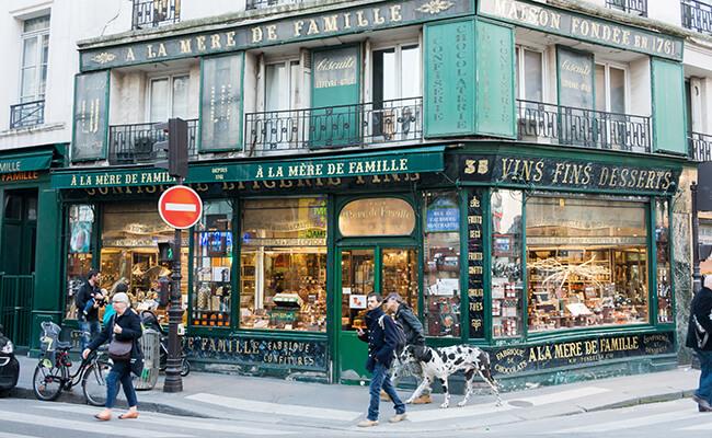 とのまりこのパリライフ!フランスの駄菓子屋さん