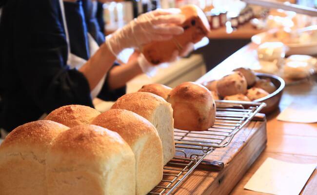 『オンザディッシュ』の食パン