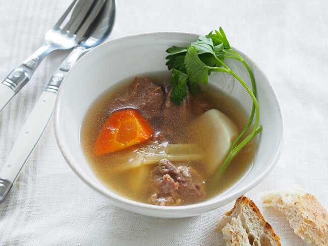 『ACTUS(アクタス)』のSOHOLM GIBIER CAN(スーホルム ジビエ缶)島根県産猪肉のポトフ