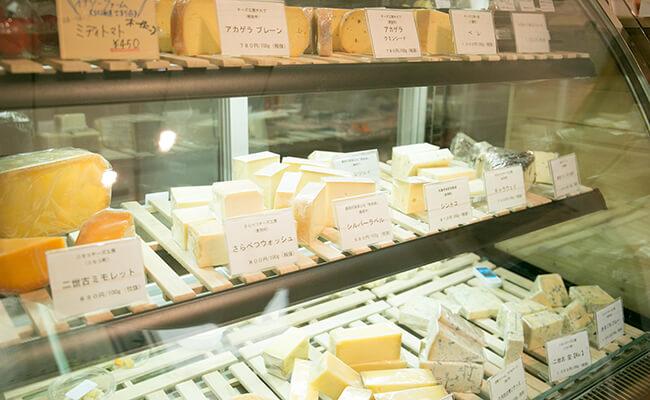 清澄白河 チーズのこえ