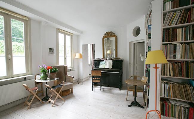 フランス人家庭のゴミ箱事情