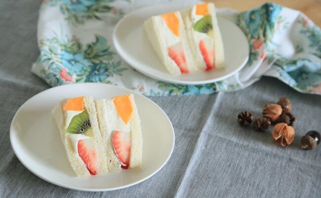 赤坂のホットケーキパーラー『フルフル』の「フルーツサンドイッチ」は手土産にもぴったり