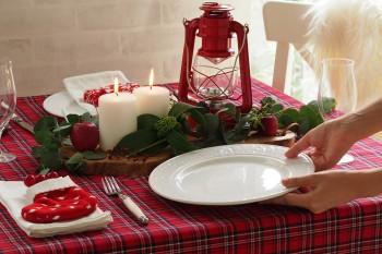 クリスマスこそ!5つの基本を学んでテーブルコーディネート