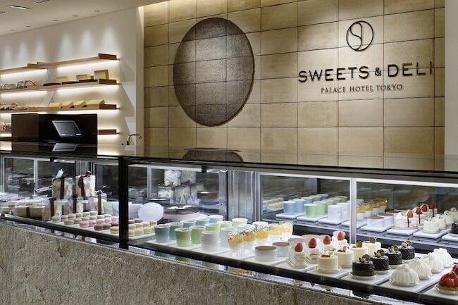 パレスホテル東京のペストリーショップ『Sweets & Deli(スイーツアンドデリ)』