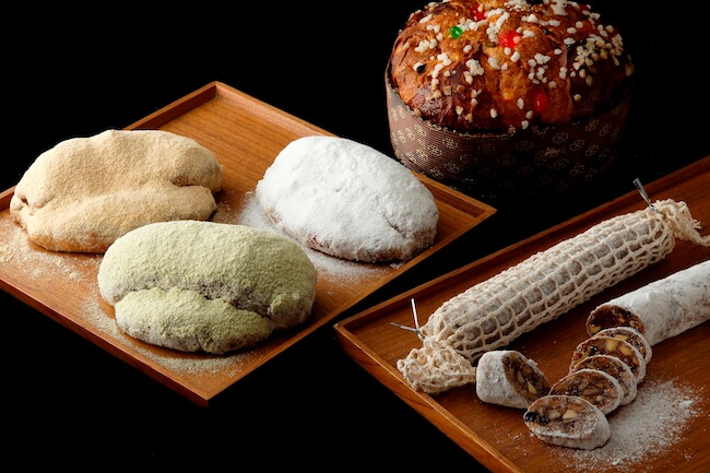 パレスホテル東京『Sweets & Deli(スイーツアンドデリ)』のクリスマスブレッド