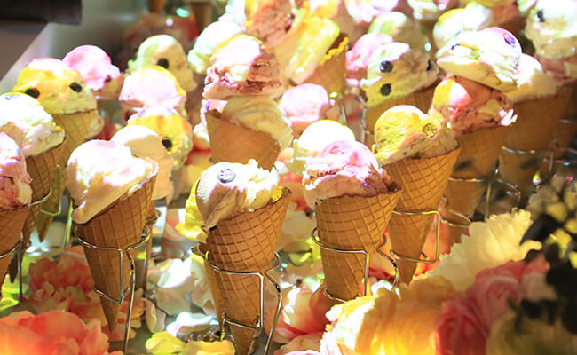 SWEETS by NAKED(スイーツバイネイキッド)のIce cream Florist