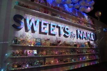 お菓子の街が表参道に登場!SWEETS by NAKEDを味わおう