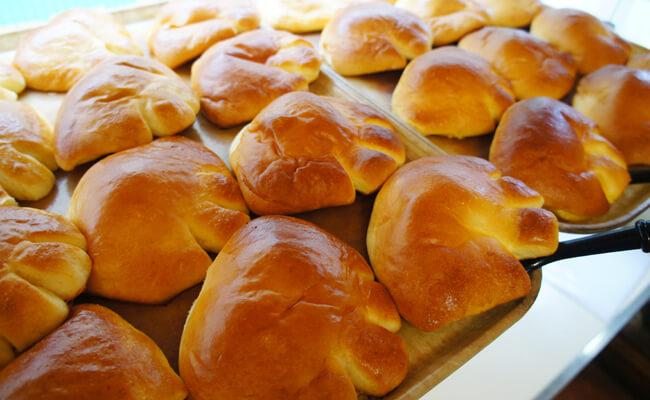 神楽坂のクリームパンがおいしいパン屋さん亀井堂