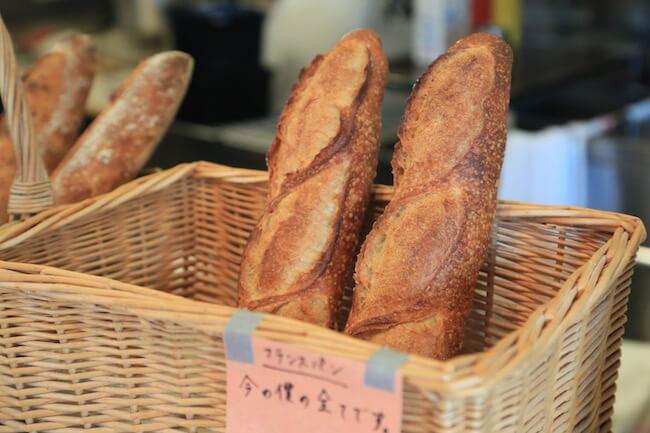 新高円寺のパン屋『SONKA』のフランスパン