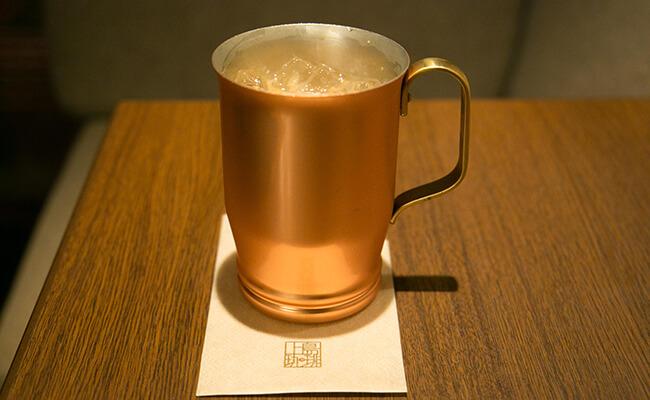 上島珈琲店の「カフェインレスの無糖ミルク珈琲」