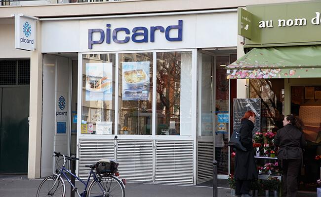 フランスの冷凍食品専門のスーパーPicard(ピカール)