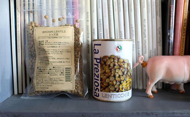 カルディーコーヒーファーム マスコット レンズ豆/ラ・プレッツィオーザ レンズ豆(レンティル)