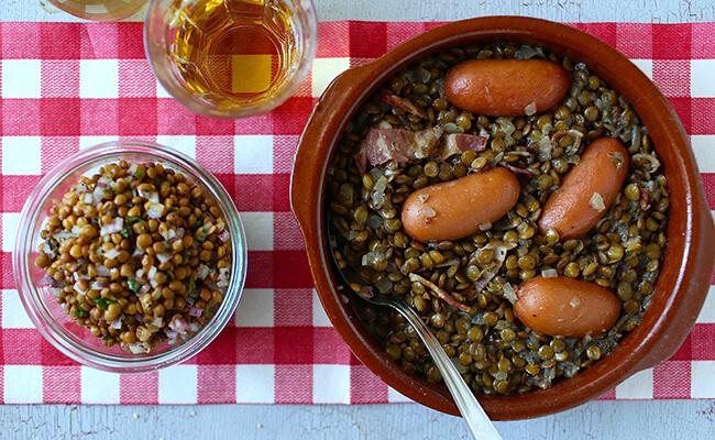 カルディーコーヒーファームのレンズ豆を使ったレシピ