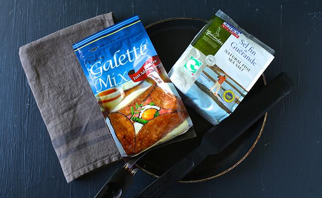 カルディーコーヒーファーム オリジナル ガレットミックス/ゲランドの塩 細粒