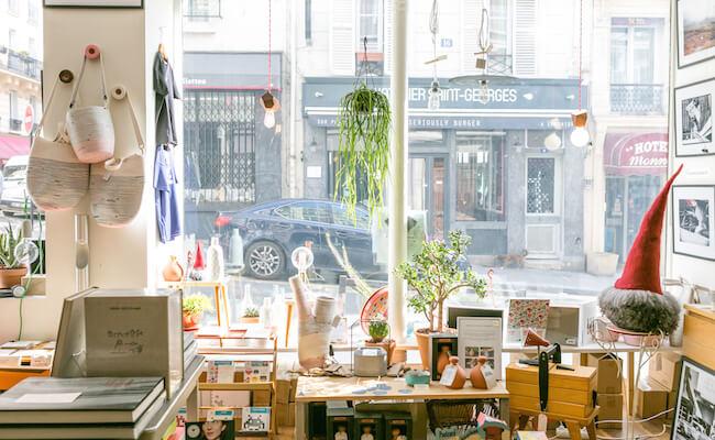 パリの雑貨屋さん