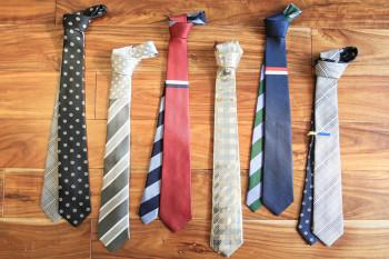 バレンタインにぴったり!想いを込めたネクタイを探しに『giraffe』へ